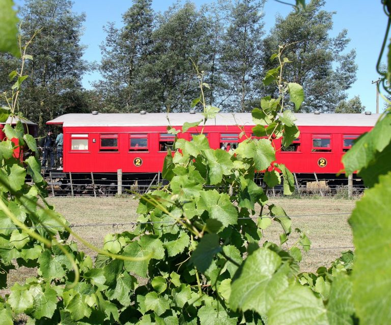 Steam Train, Wine & Chocolate Tour