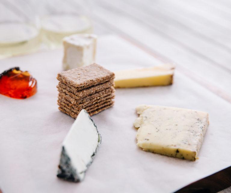 Steam Train, Wine & Cheese Package