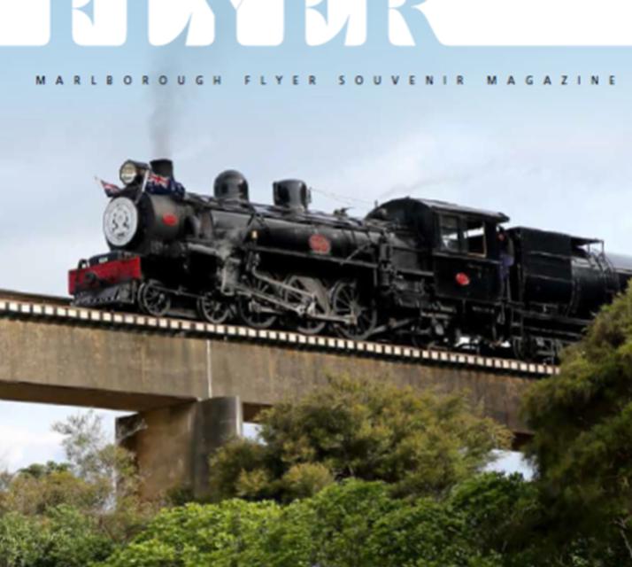 """The Flyer"" Souvenir Magazine 2018/19"